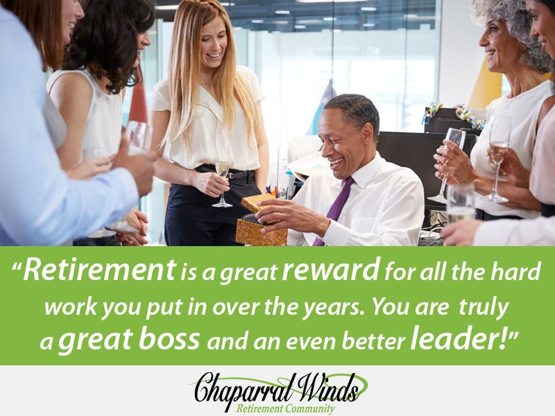 Retirement Wishes For Your Boss