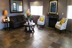 Assisted Living Lobby Surprise AZ