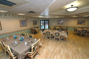Memory Care Dining Room Surprise AZ