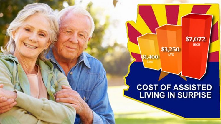 How Much Does Assisted Living Cost In Surprise Arizona