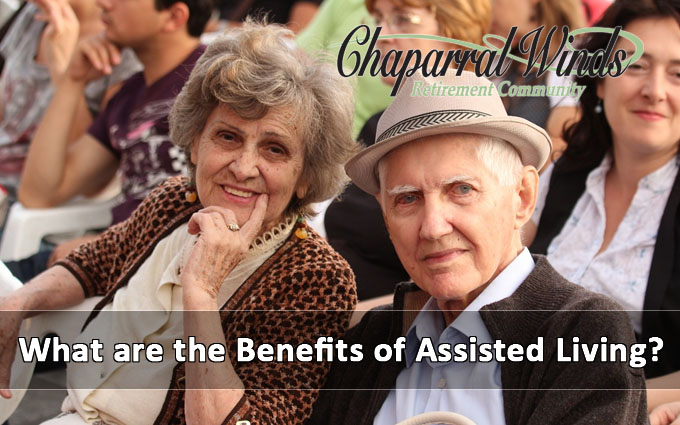 what are the benefits of assisted living