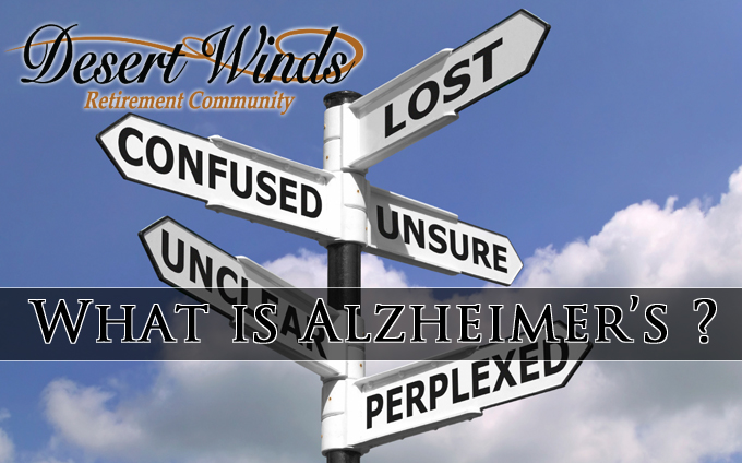 What is Alzheimers?