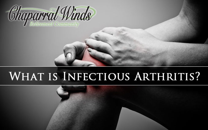 what is infectious arthritis