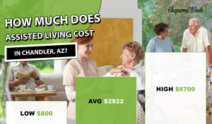 How Much Does Assisted Living Cost In Chandler, AZ?