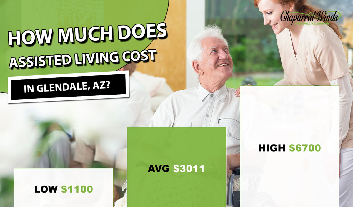 How Much Does Assisted Living Cost in Glendale, AZ?