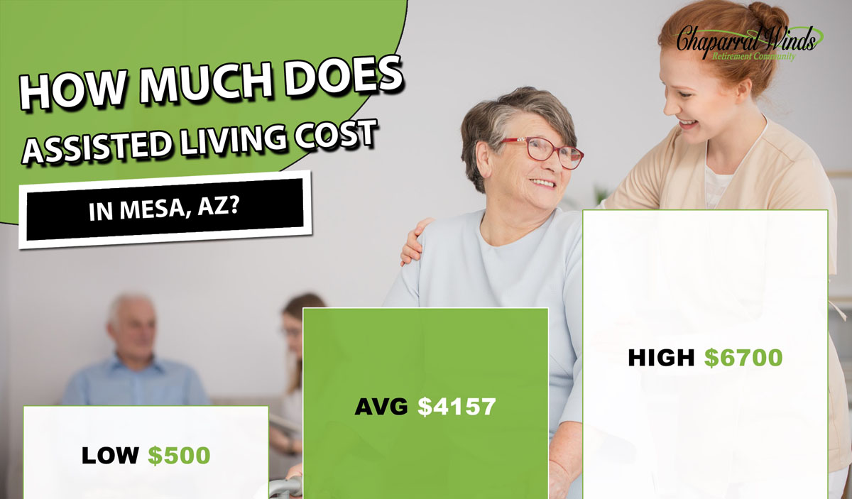 How Much Does Assisted Living Cost in Mesa, AZ?