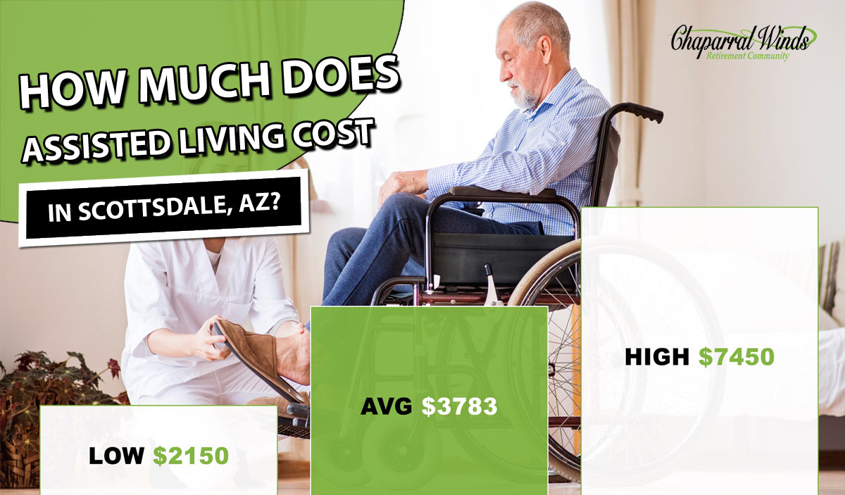 How Much Does Assisted Living Cost in Scottsdale, AZ?