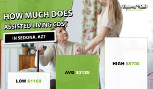 How Much Does Assisted Living Cost In Sedona, AZ?