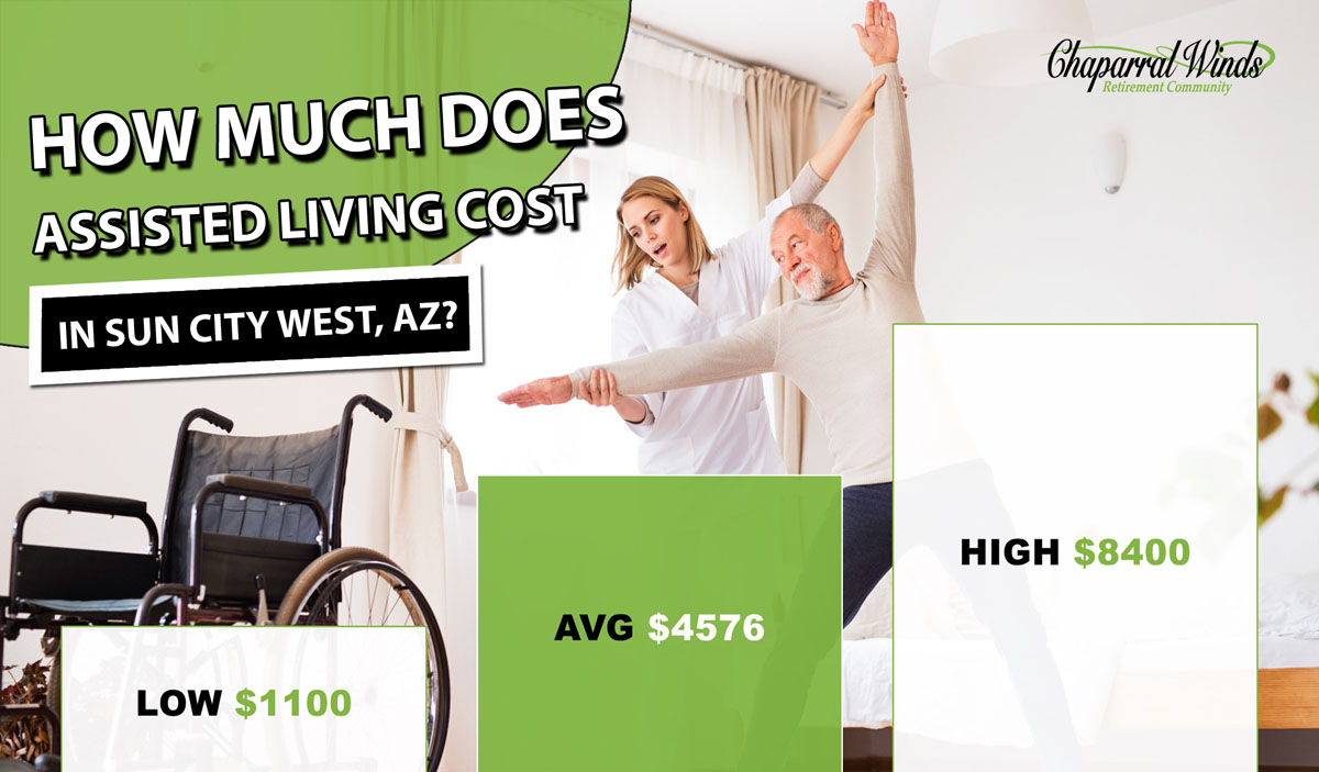 How Much Does Assisted Living Cost in Sun City West, AZ?