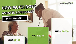 How Much Does Assisted Living Cost In Tucson, AZ?