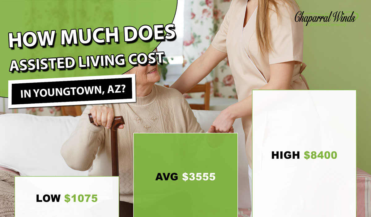 How Much Does Assisted Living Cost in Youngtown, AZ?