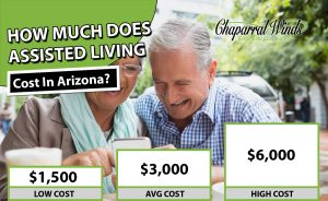 Cost Of Assisted Living In Arizona